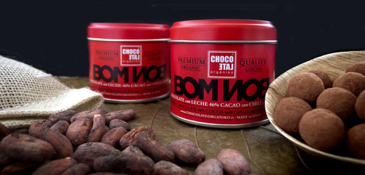 Chocolate Organiko, BIO-Schokolade aus Madrid, Spanien