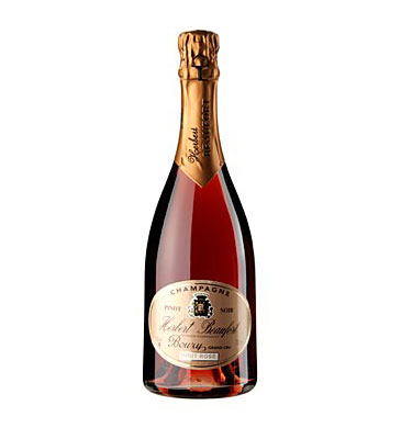 Champagner Herbert Beaufort Rose Grand Cru, brut, 12% vol.