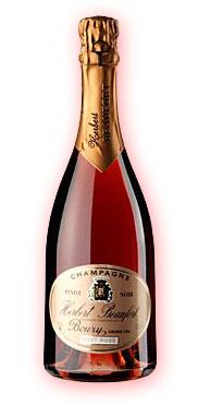 Champagner von Herbert Beaufort, Rose aus Bouzy