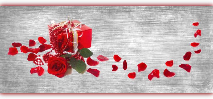 Mit Liebe schenken zum Valentinstag