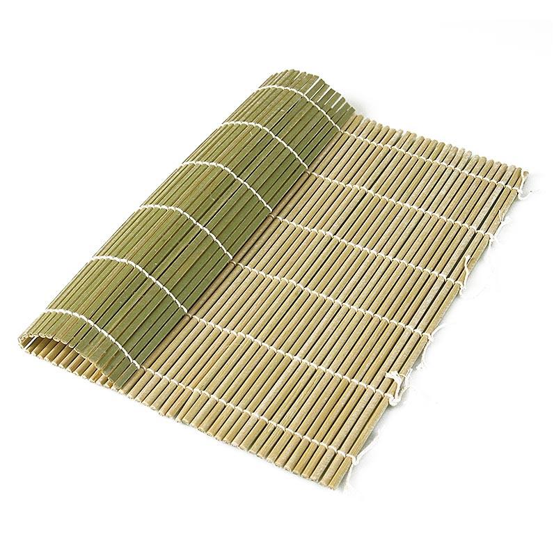 Bambus Matten Zur Sushi Herstellung Natur 24 X 24cm Runde
