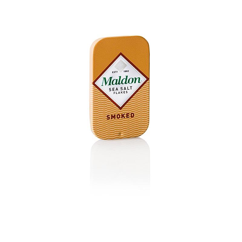 Maldon Sea Salt Flakes, smoked, sea salt from England