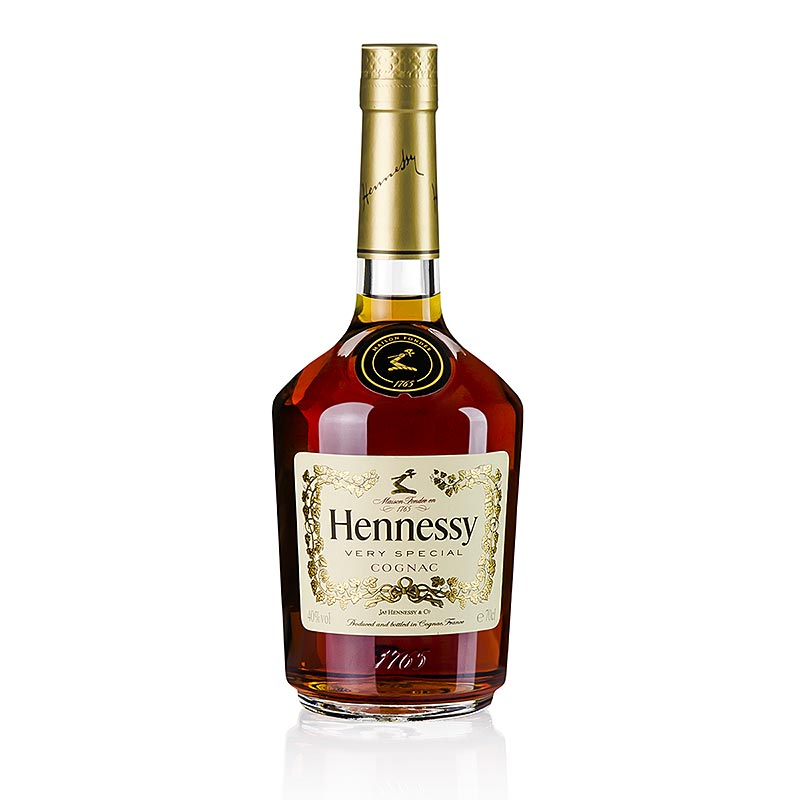 Hennessy V.S. Cognac 40% Vol. - 700 ml - Flasche