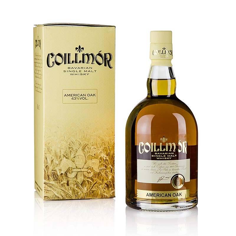 coillmor bavarian single malt A bottle of coillmor bavarian single malt was duly purchased which completed my baggage allowance for the flight home coillmor single malt c/o liebl distillery as the transaction was going through – the shop keeper asked if i knew of a distillery only 10 minutes from aachen whiskey tip no 3 always do your research.