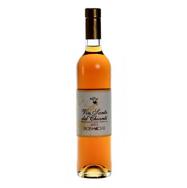 2006er Vin Santo del Chianti, süß, 15,5% vol., Bonamichi - 500 ml - Flasche