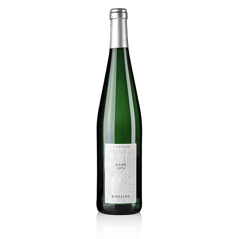 2011er Gäns Riesling, trocken, 12,5% vol., Lubentiushof - 750 ml - Flasche
