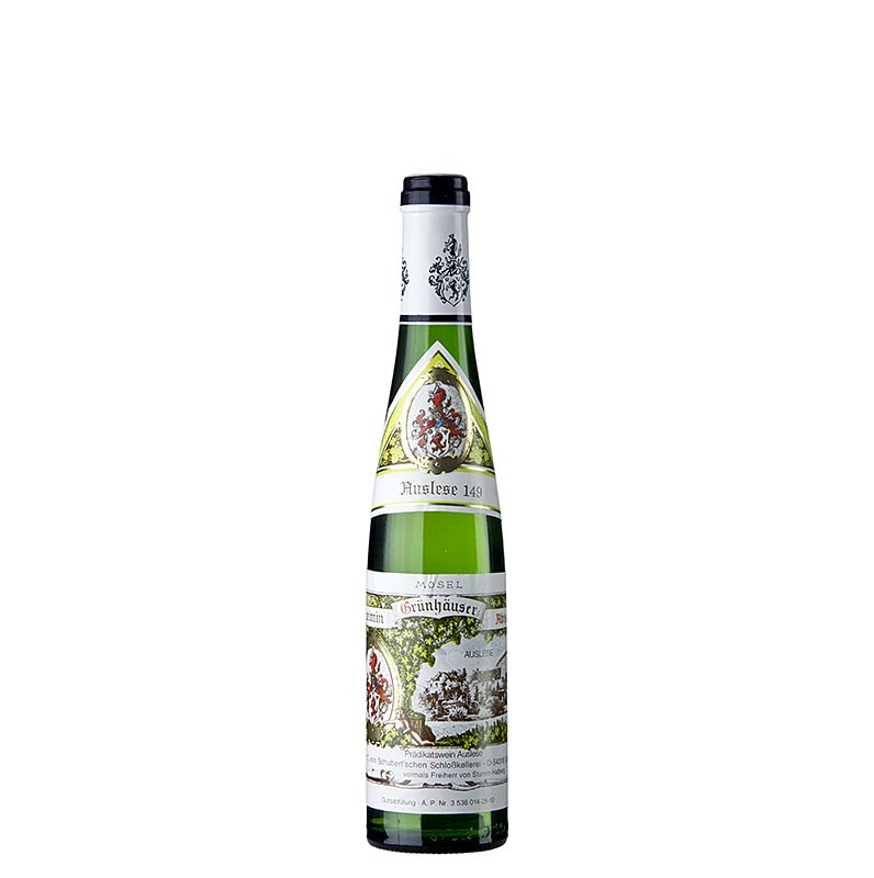 2011er Abtsberg Riesling Auslese Nr.83, süß, 8% vol, Maximin Grünhaus - 375 ml - Flasche