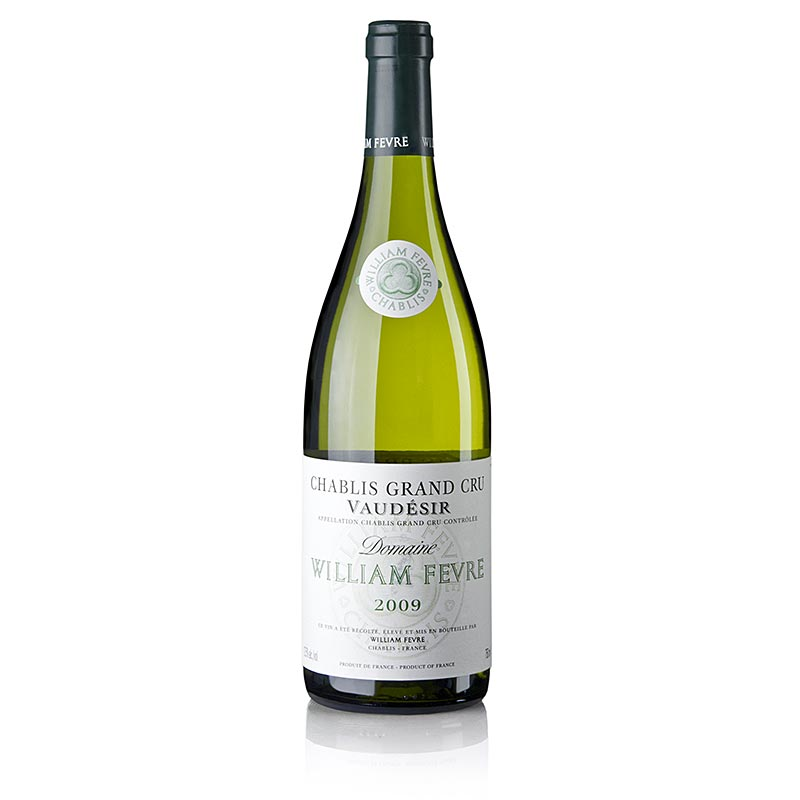 2009er Chablis Grand Cru Vaudesir, trocken, 12,5% vol., William Fevre, 94 PP - 750 ml - Flasche