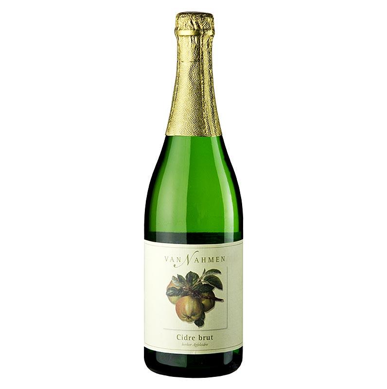 Van Nahmen Apfel-Cidre Brut (trocken), 4% vol. - 750 ml - Flasche