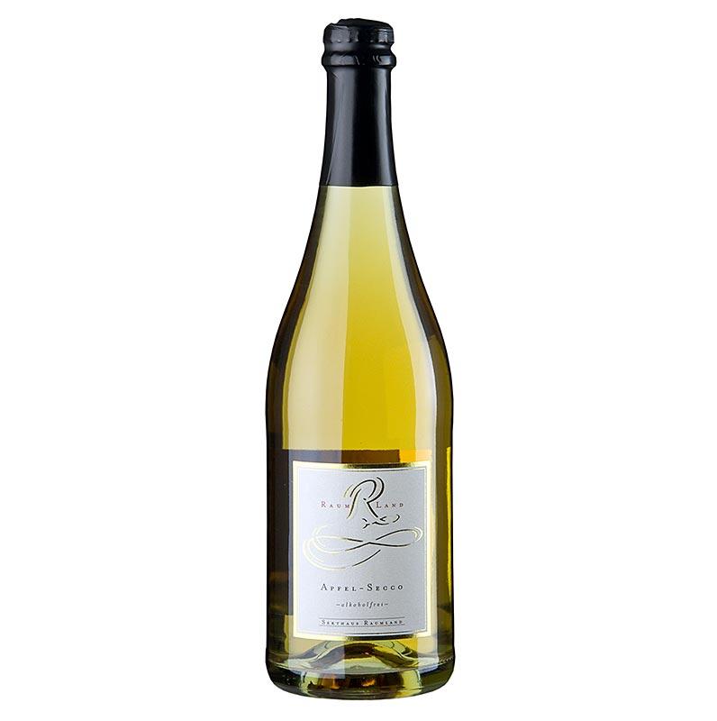 Raumland Apfelsecco, perlender Apfelsaft, alkoholfrei - 750 ml - Flasche