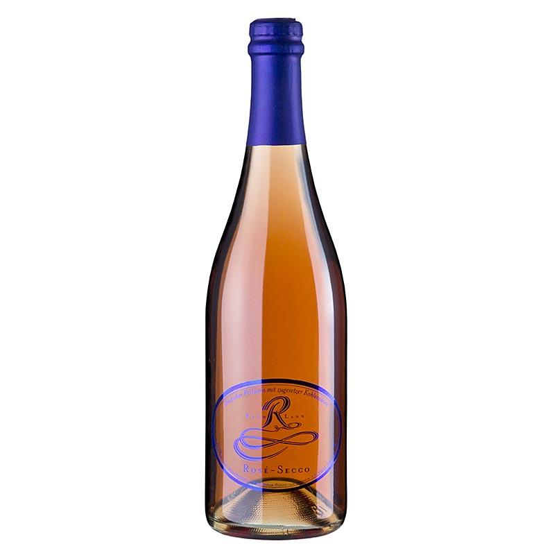 Raumland Secco Cuvee, rose, 10% vol. - 750 ml - Flasche