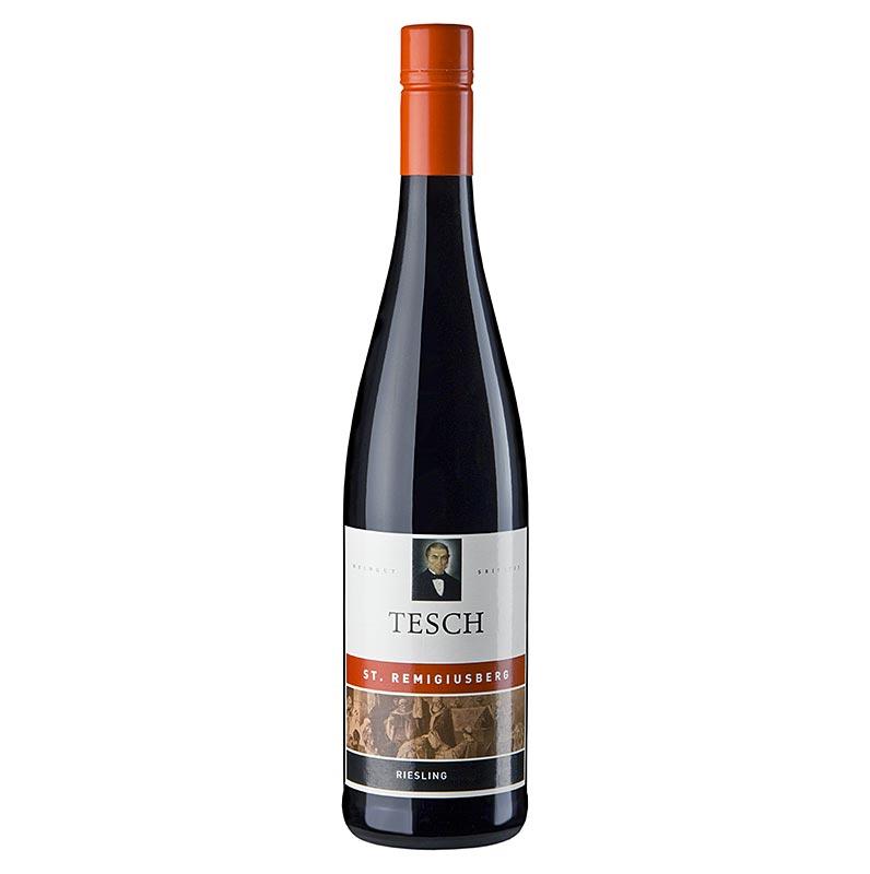 2012er St. Remigiusberg Riesling, trocken, 13% vol., Tesch (orange Kapsel) - 750 ml - Flasche