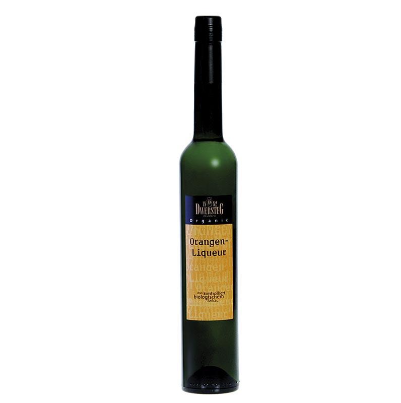Dwersteg Organic Orangen-Likör, 40% vol., BIO - 500 ml - Flasche
