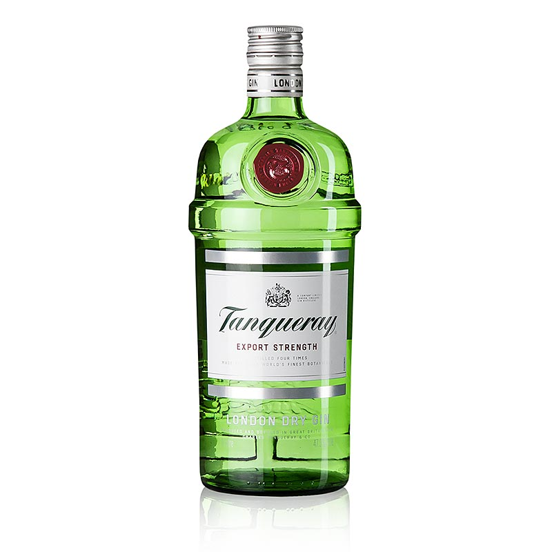 Tanqueray London Dry Gin, 47,3 % vol. - 1 l - Flasche