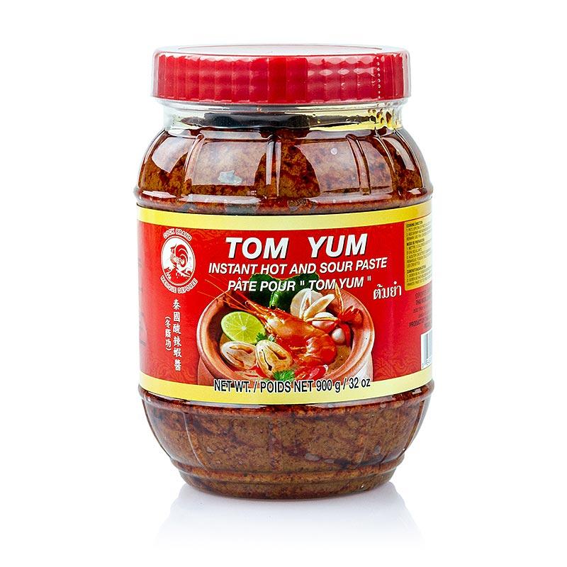 Tom Yum Paste, scharf und sauer für Suppen - 900 g - Pe-dose
