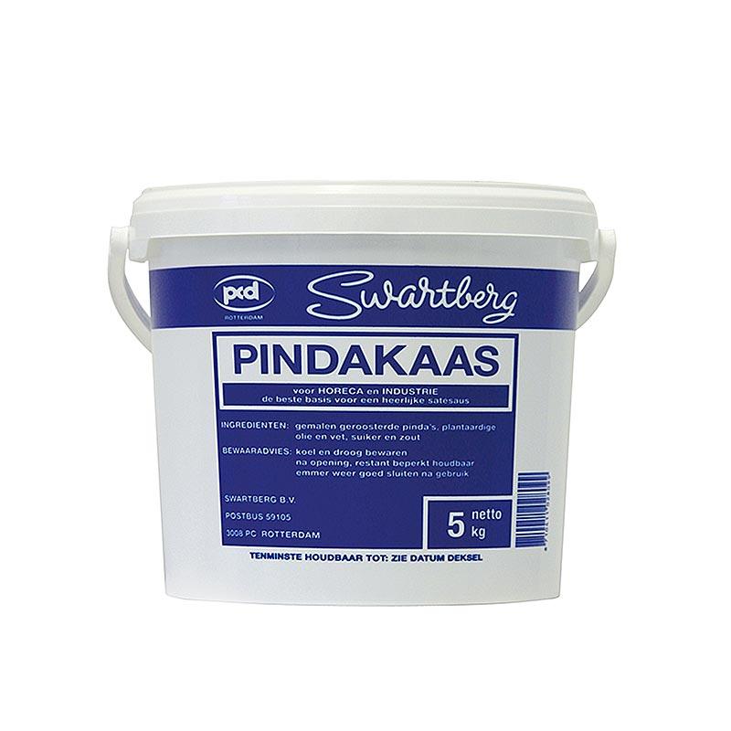 Erdnusspaste - 5 kg - Eimer