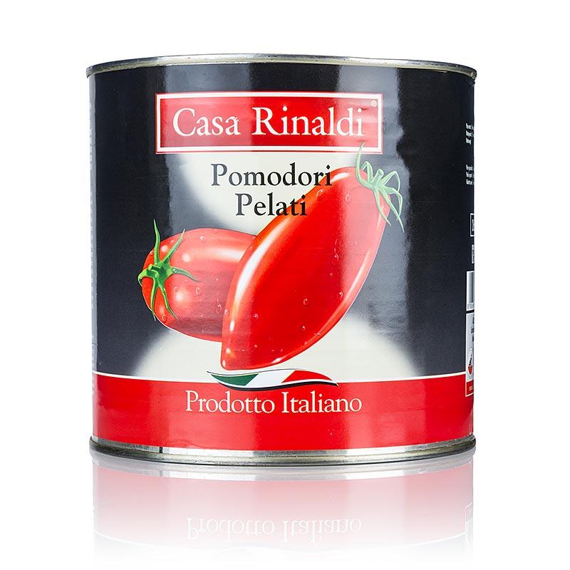 Geschälte Tomaten, ganz - 2,55 kg - Dose