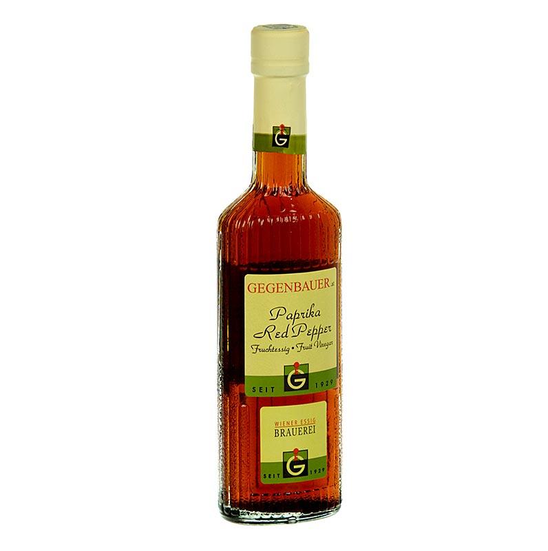 Gegenbauer Frucht-Essig Paprika, 5% Säure - 250 ml - Flasche