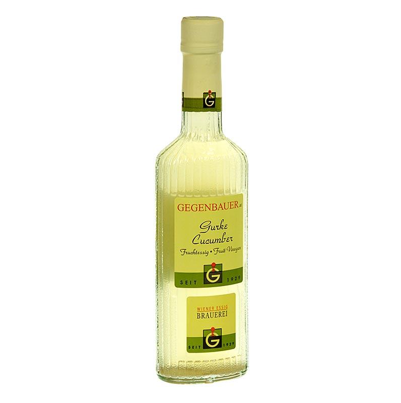 Gegenbauer Frucht-Essig Gurke, 5% Säure - 250 ml - Flasche