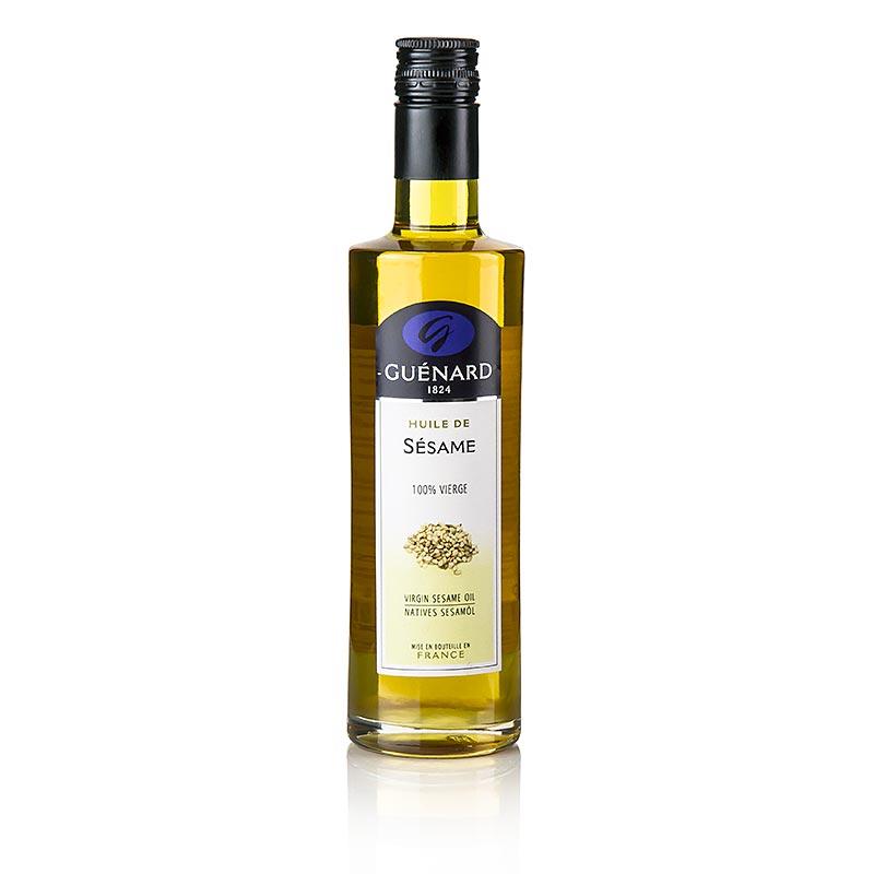 Guenard Sesamöl, hell - 250 ml - Flasche