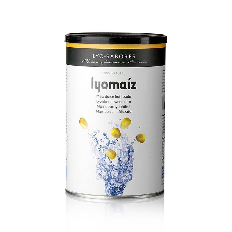Lyo-Sabores, gefriergetrocknete Maiskörner - 200 g - Aromabox