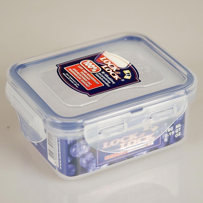 Frischebox Lock & Lock, 180 ml, rechteckig - 1 St - Lose