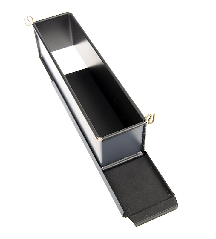 Terrinen-Form, Metall, antihaft, 30cm lang, 7cm breit, 8,5 cm hoch - 1 St - Lose