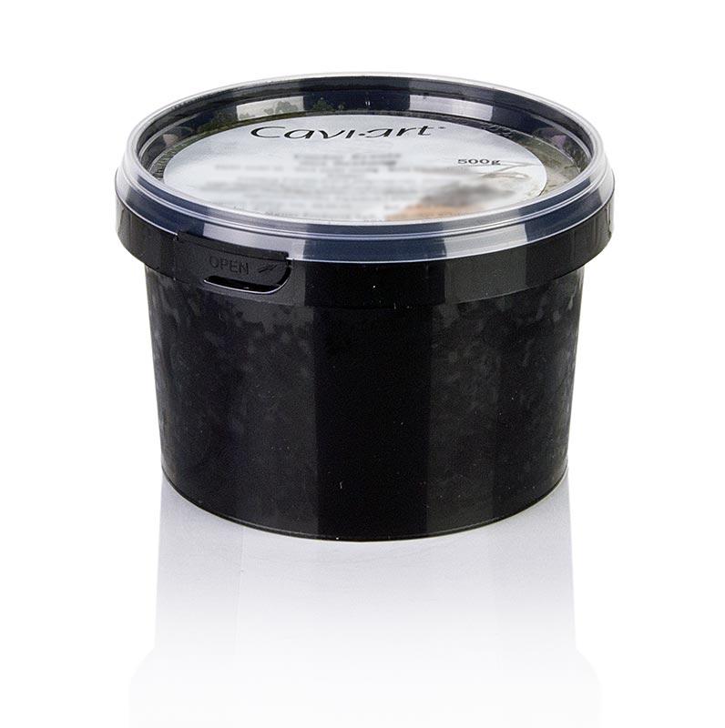 Cavi-Art® Algen-Kaviar, Lachs-Geschmack - 500 g - Pe-dose