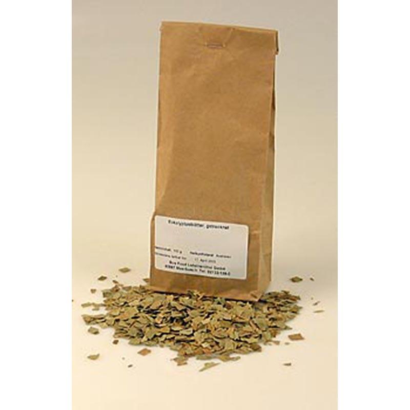 Eukalyptusblätter, getrocknet - 100 g - Beutel