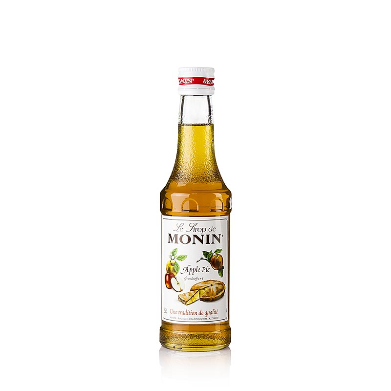 Apple-Pie Sirup Monin - 250 ml - Flasche