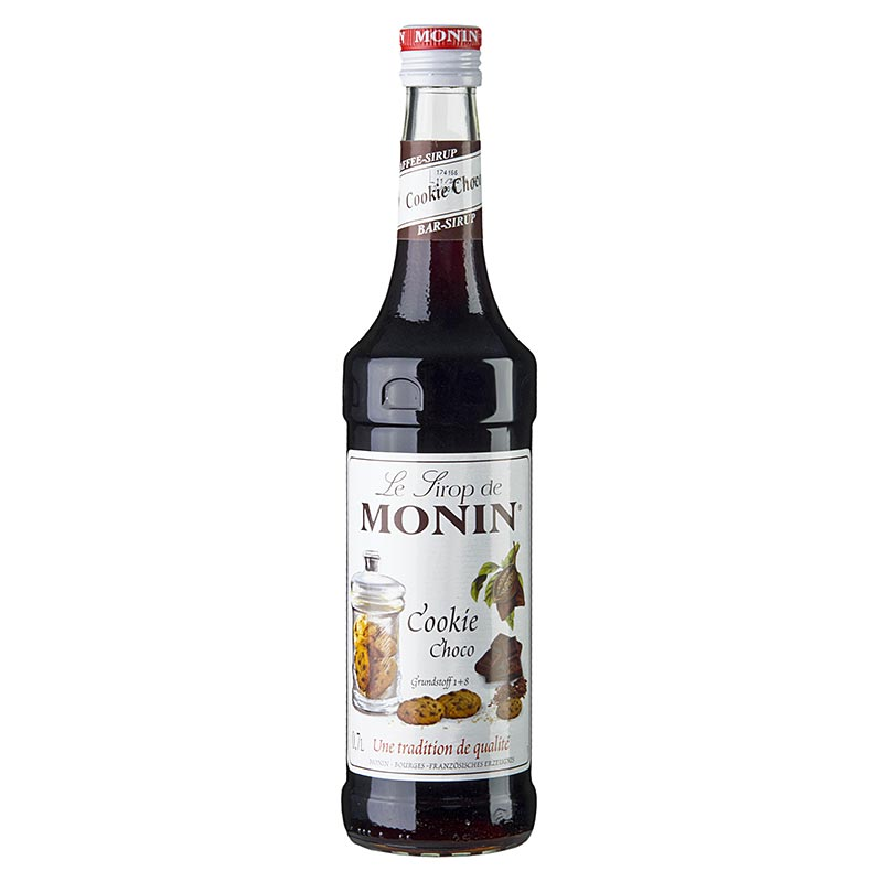 Cookie-Choco Sirup Monin - 700 ml - Flasche