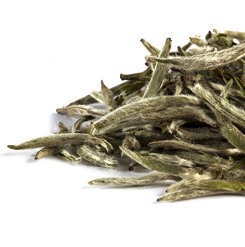 Teekadenz - Ultimate Serie - Silver Needle, Weißer Yin Zhen Tee, China, Beutel - 24 g, 12 St a 2 g - Karton