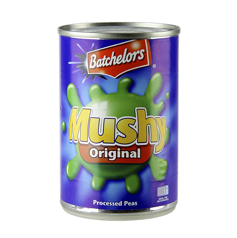Mushy Peas, Erbsenpüree, Batchelors - 300 g - Dose