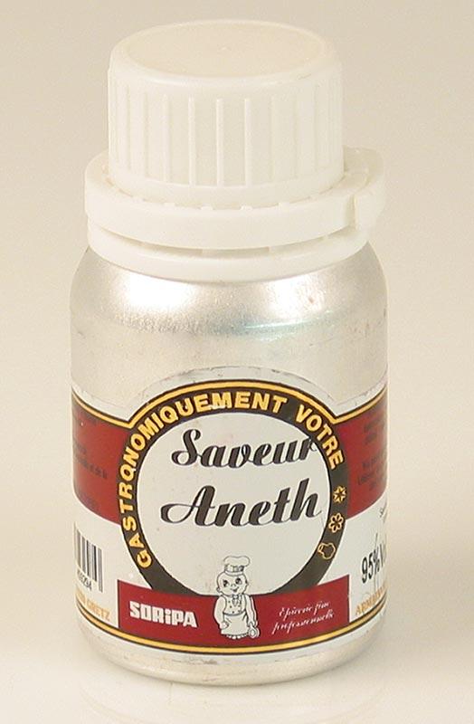 SORIPA Dill-Aroma - Aneth - 125 ml - Dose