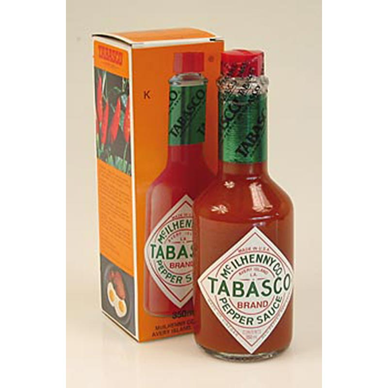 Tabasco, rot, pikant, McIlhenny - 350 ml - Flasche