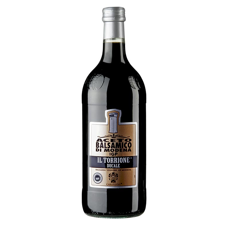 Balsamic vinegar, 6 months, Classico (colorful castle, formerly Ducale) - 1 l - bottle
