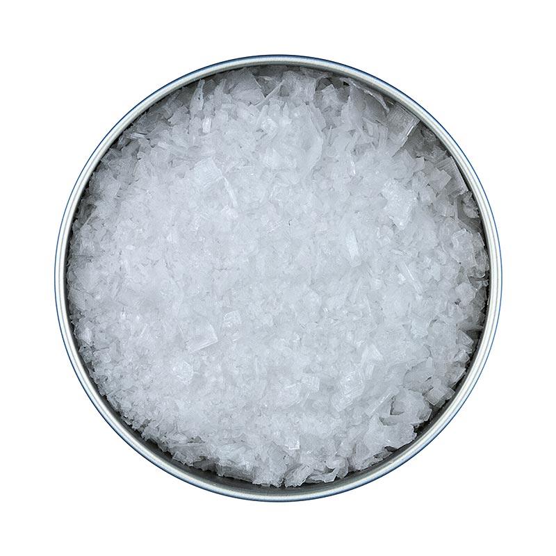 Jozo Gourmetsalz Flakes - Meersalz Flocken, Altes Gewürzamt, Ingo Holland - 100 g - Dose