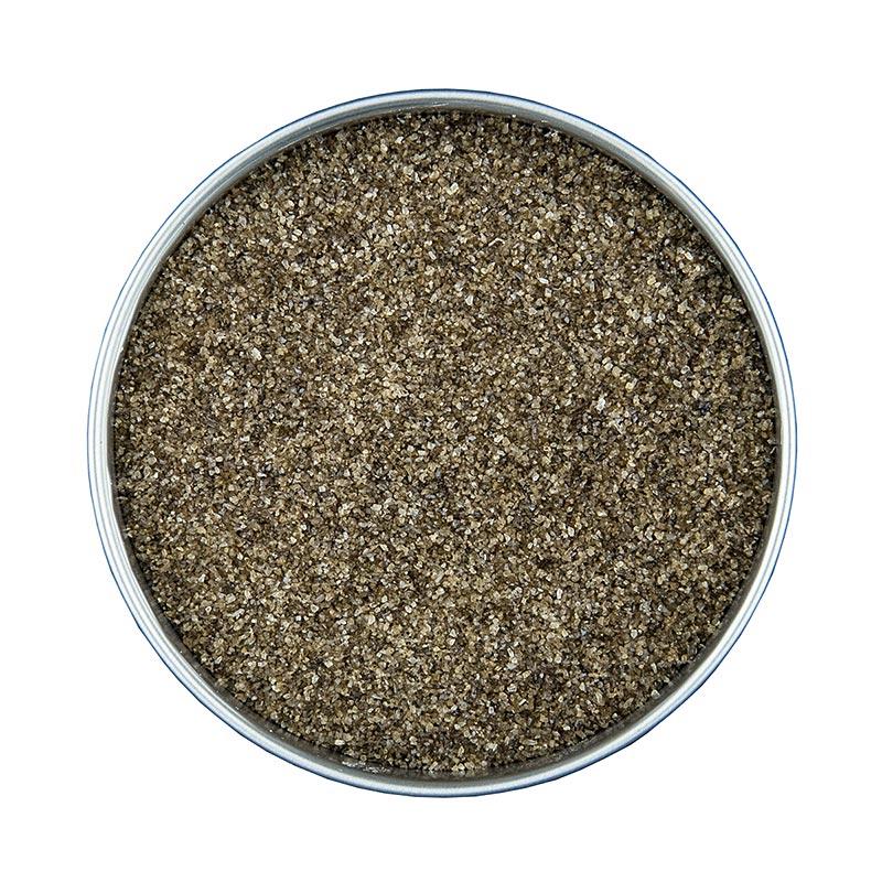 Smoked Sea Salt - Salish-Alderwood, Altes Gewürzamt, Ingo Holland - 200 g - Dose