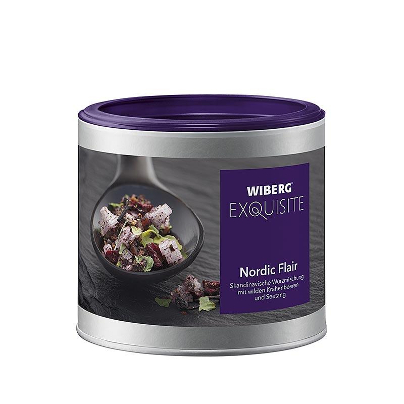 Wiberg Exquisite Nordic Flair, Skandinavische Würzmischung - 300 g - Aromabox