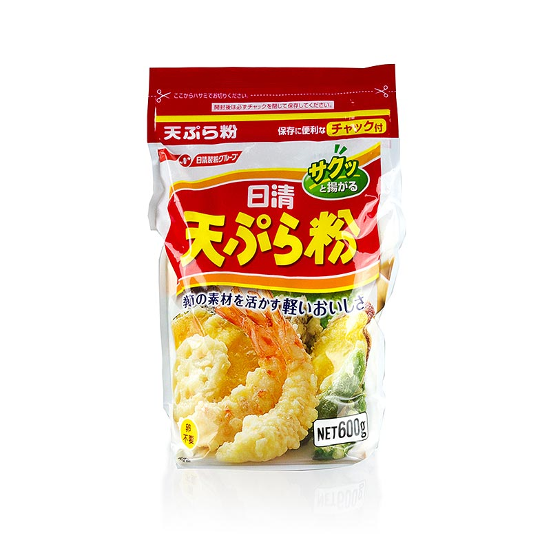 Tempura Batter Mix Japan 600 G Bag