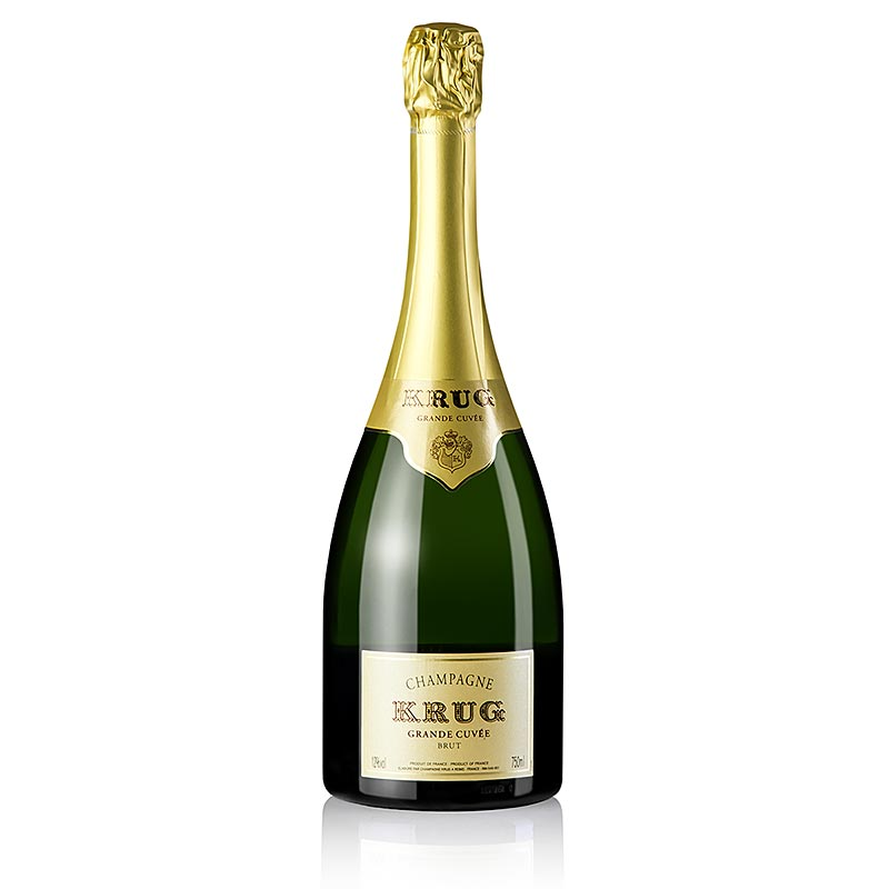 Champagner Krug Grand Prestige Cuvee, brut, 12% vol., 97 WS - 750 ml - Flasche