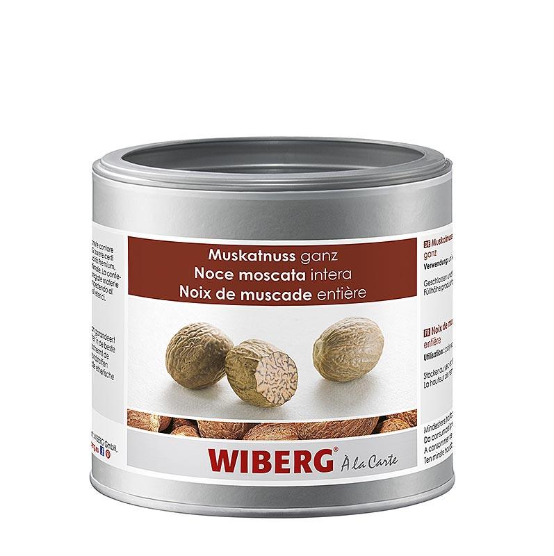 Wiberg Muskatnuss ganz - 300 g - Aroma-Tresor