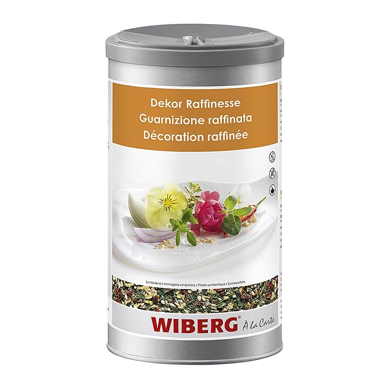 Wiberg Dekor-Raffinesse, Gewürzzubereitung mit Sesam - 430 g - Aroma-Tresor