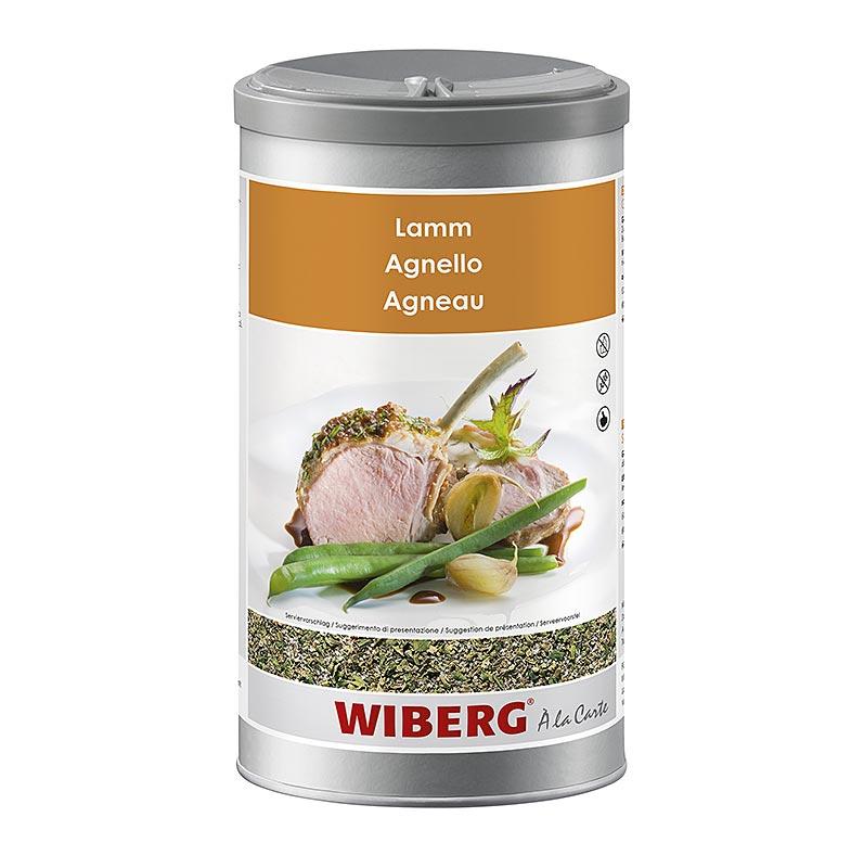 Wiberg Lamm Gewürzsalz - 850 g - Aroma-Tresor