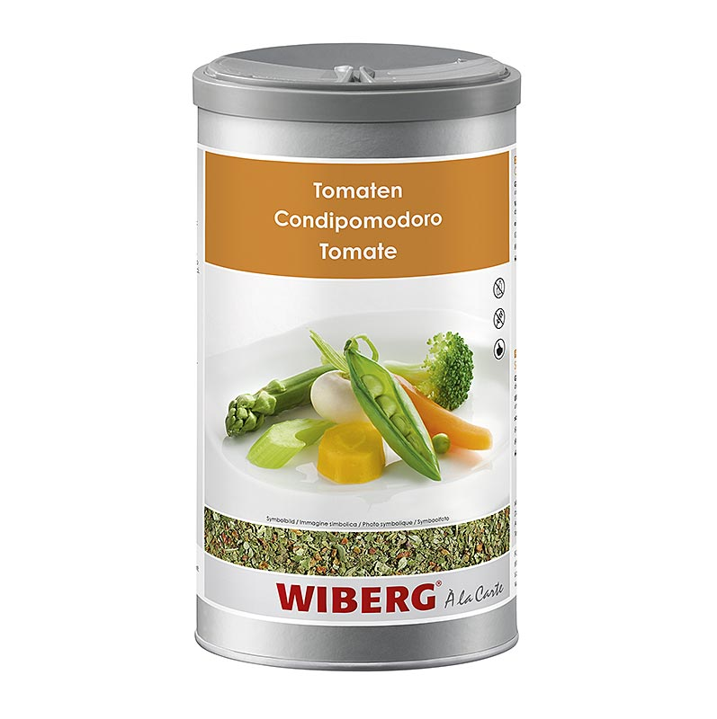 Wiberg Tomaten Gewürzsalz - 650 g - Aroma-Tresor