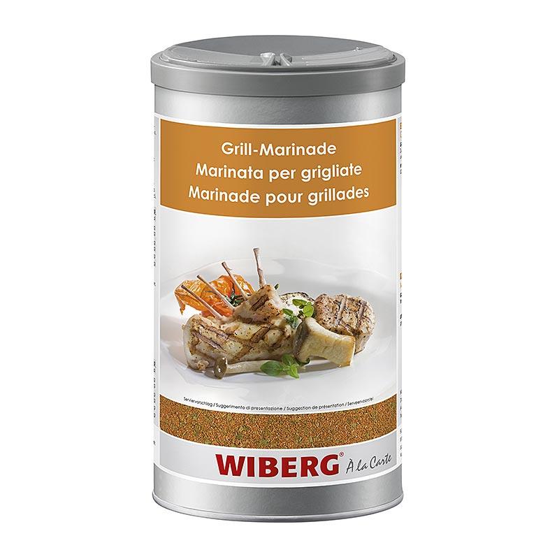 Wiberg Grill Marinade, Gewürzmischung - 520 g - Aroma-Tresor