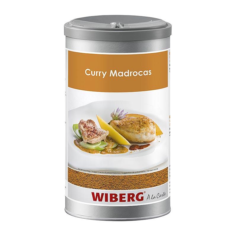 Wiberg Curry Madrocas, Gewürzmischung - 560 g - Aroma-Tresor