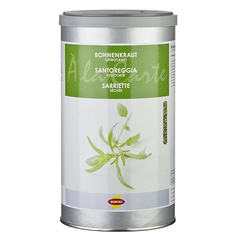 Wiberg Bohnenkraut getrocknet, gerebelt - 235 g - Aroma-Tresor