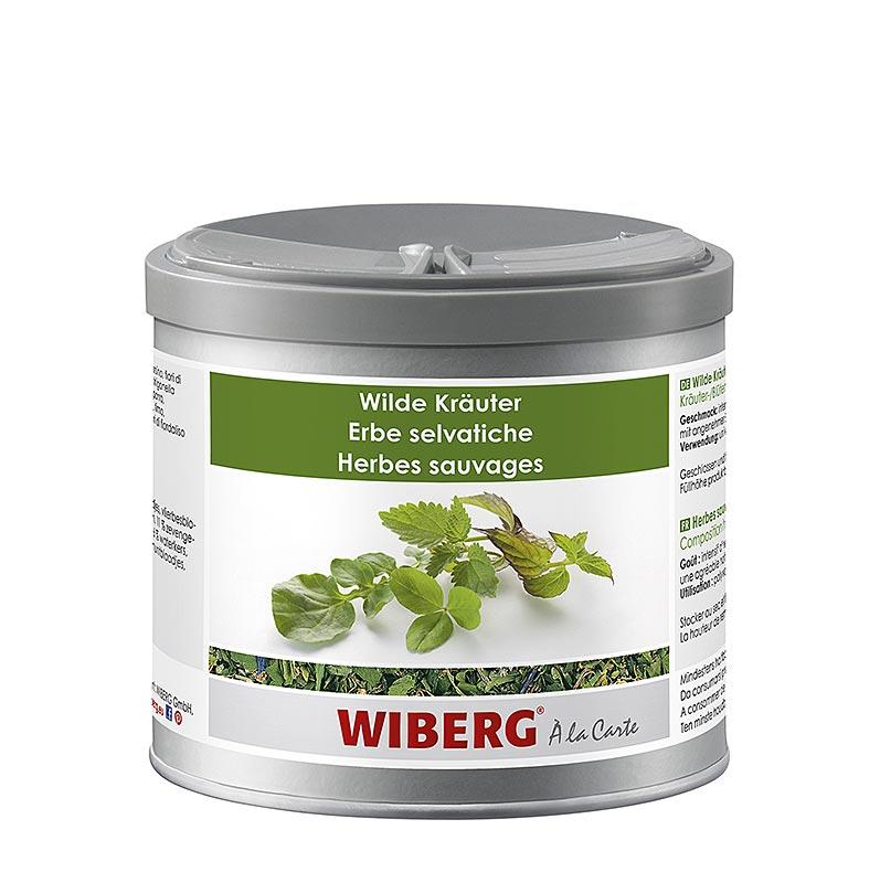 Wiberg Wilde Kräuter, Blütenmischung, getrocknet - 55 g - Aroma-Tresor