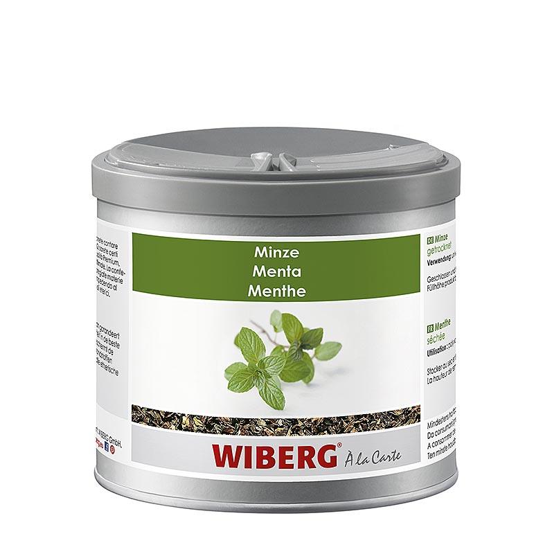 Wiberg Minze getrocknet, geschnitten - 55 g - Aroma-Tresor
